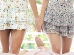 Феникс Мари с Софи Дии предлагают анальчик