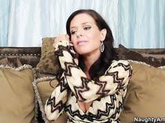 Плотская утеха этой беременной дамочки была зфиксирована